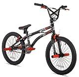 X Games FS 20 Boys Bike  20 Inch Wheels   Black Red