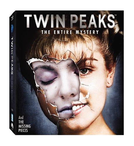 【数量限定生産】ツイン・ピークス 完全なる謎 Blu-ray BOX(10枚組)(リンチ監修日本版オリジナルTシャツ付)