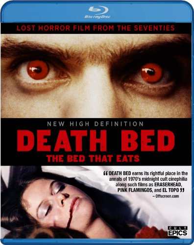 Death Bed: The Bed That Eats [Blu-ray]