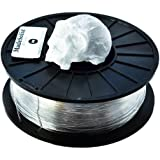 MadeSolid PET+ Filament, 3 mm Diameter, 1 lb. Spool, Clear