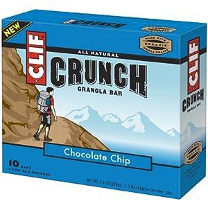 Clif Crunch Bar