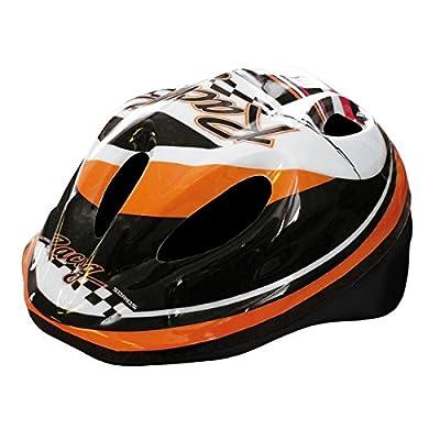 MV-TEK Cycle Helmet boy model Racing Helmets orange size: Medium) (Baby boy/Cycle Helmet orange model Racing Helmets size M (Children) by MV-TEK