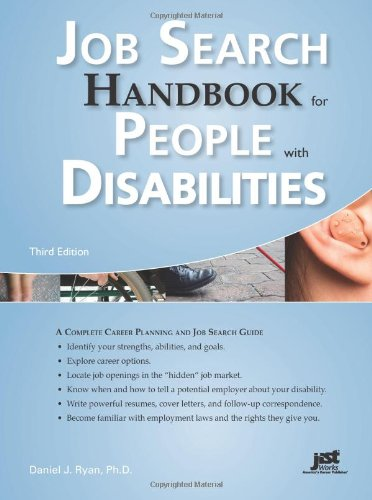 Job Search Handbook for People With Disabilities: A...