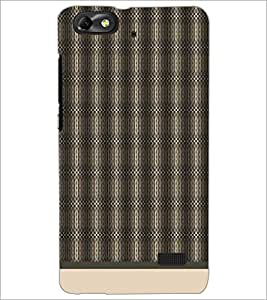 PrintDhaba Pattern D-1580 Back Case Cover for HUAWEI HONOR 4C (Multi-Coloured)