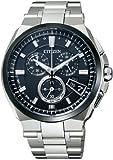 [シチズン]CITIZEN 腕時計 ATTESA アテッサ Eco-Drive エコ・ドライブ 電波時計 ダイレクトフライト ディスク式 金城武 着用モデル BY0040-51F メンズ