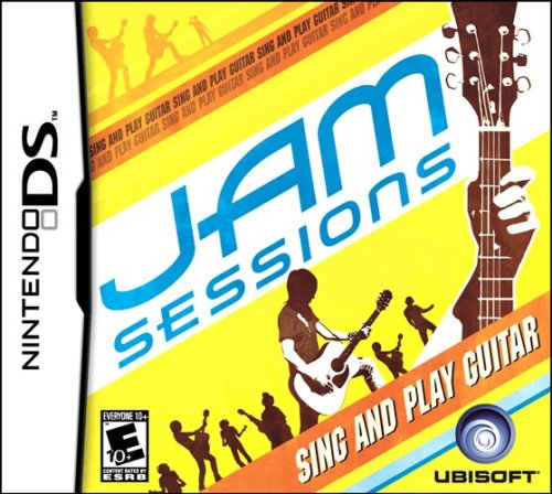 Jam Sessions - Nintendo DS - 1
