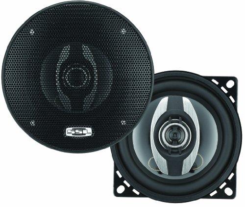 """Ssl Gs240 Gs 200-Watt 2 Way Auto 4"""" Coaxial Speaker"""