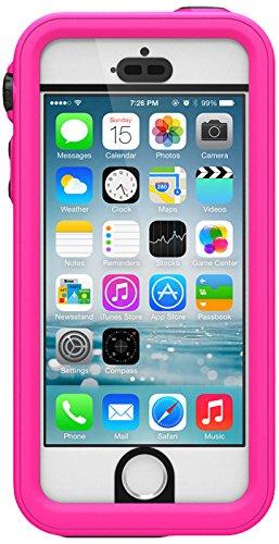 catalyst iPhone 5/5s用 完全防水・防塵ケース 防水規格『IP-68』取得 ピンク CT-WPIP13-PK
