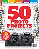Digital SLR Photography 50 Photo Projects 3rd Edition MagBook