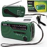AGM-DE13-Radio-FMMWSW1SW2-Rundfunkgert-Rundfunkempfnger-Empfnger-Receiver-Solar-Power