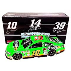 Buy *AUTOGRAPHED2013 Danica Patrick #10 GODADDY RACING (Sprint Cup Series) Lionel 1 24 SIGNED NASCAR Gen 6 Diecast Car... by Trackside Autographs