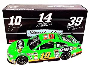 Buy *AUTOGRAPHED2013 Danica Patrick #10 GODADDY RACING (Sprint Cup Series) Lionel 1 24 SIGNED NASCAR... by Trackside Autographs