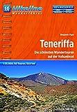 Hikeline Wanderführer Teneriffa 1:35 000, wasserfest und reißfest. GPS Track zum Download