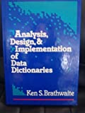 img - for Analysis, Design and Implementation of Data Dictionaries book / textbook / text book