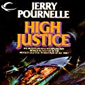 High Justice (       UNABRIDGED) by Jerry Pournelle Narrated by Time Winters