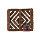 BACOVA GUILD 06301 Boot Buck Door Mat, 12 by 14-Inch
