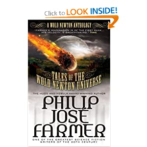Tales of the Wold Newton Universe by Philip Jose Farmer and Win Scott Eckert