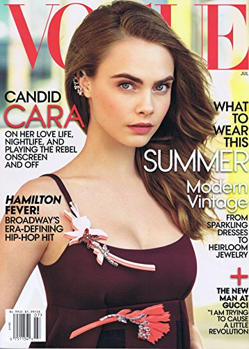 Vogue [US] July 2015 (単号)