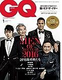 GQ JAPAN (ジーキュージャパン) 2017年01月号 [雑誌]