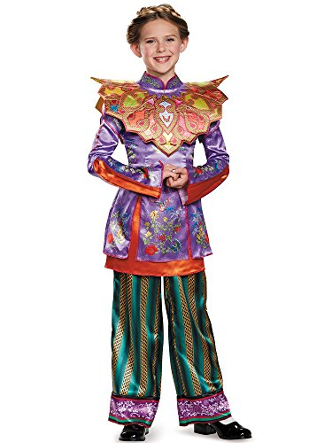 Alice Asian Look Alice Through The Looking Glass Movie Disney Costume