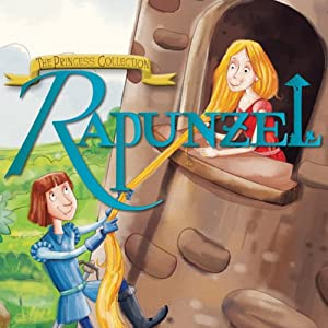 The Princess Collection: Rapunzel: East of the Sun, West of the Moon | [Flowerpot Press]