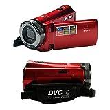 H-DV® New Fashion 2.7″ TFT LCD 16MP HD 720P Digital Video Recorder Camera 16x Digital ZOOM DV,Red
