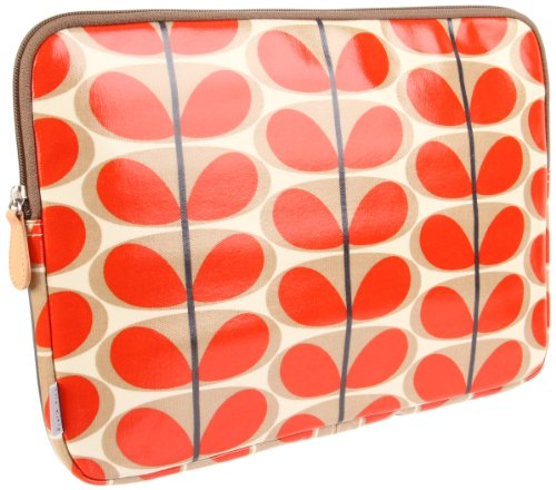 Orla Kiely Solid Stem Poppy Laptop Skin 