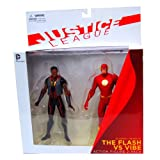 The Flash vs Vibe Justice League New 52 DC Collectibles Action Figure 2 Pack