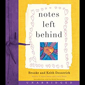 Notes Left Behind Audiobook