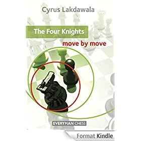The Four Knights: Move by Move (English Edition)