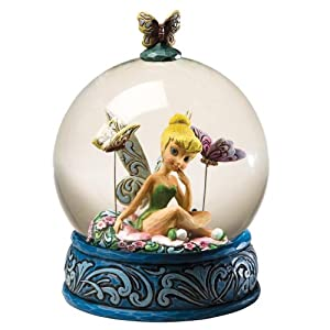 Disney Traditions designed by Jim Shore for Enesco Tinker Bell Water Ball Waterball 6 IN by Jim Shore for Enesco