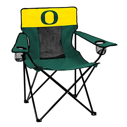 NCAA Oregon Ducks Elite Chair by Logo Brands (Oregon Ducks Merchandise compare prices)