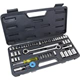 Am-Tech Socket Set (52 Pieces)