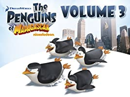 The Penguins of Madagascar Volume 3