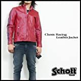 (ショット)Schott クラシックレーシングレザージャケット