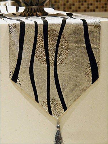 europea-tavolo-minimalista-drappeggi-eleganti-tabella-tessuto-tessuto-runner-i-rami-argento-tabella-