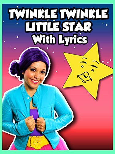 Twinkle Twinkle Little Star with Lyrics