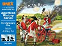 Revolutionary War British Artillery 1-72 Imex