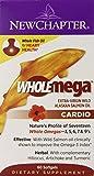 New Chapter Wholemega Cardio, 60 Softgels