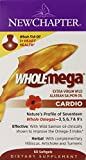 New Chapter Wholemega Cardio, 60 Softgels