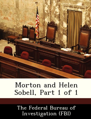 Morton and Helen Sobell, Part 1 of 1