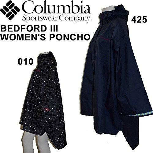 コロンビア ベッドフォード III ウィメンズ ポンチョ