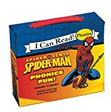 Lucy Rosen Spider-Man Phonics Fun (My First I Can Read)