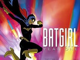 Batgirl: Year One Motion Comics - Season 1