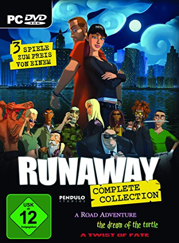 runaway-complete-collection
