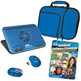 PC Treasures Computer Accessory Kit with Digital Download Software for 10.1 ....