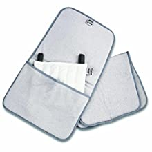 "DJO Moist HotPac Terry Cover, 36"" Length x 24"" Width"