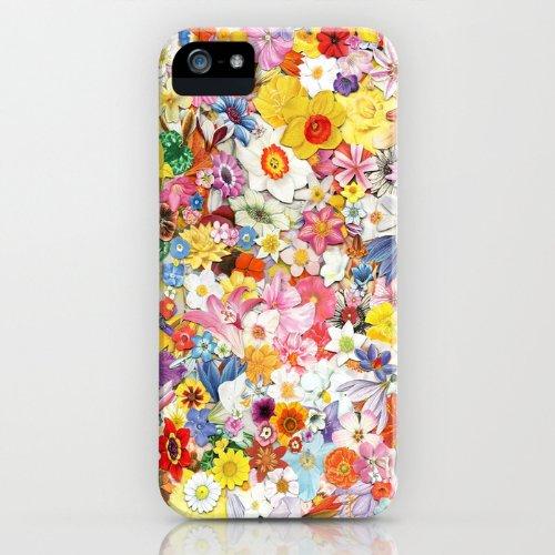 すぐお届け!!日本未発売Society6 iPhone 5/5S ケース Flowers.2 by Ben Giles