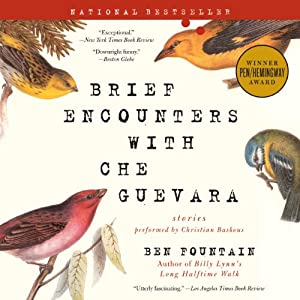Brief Encounters with Che Guevara Audiobook