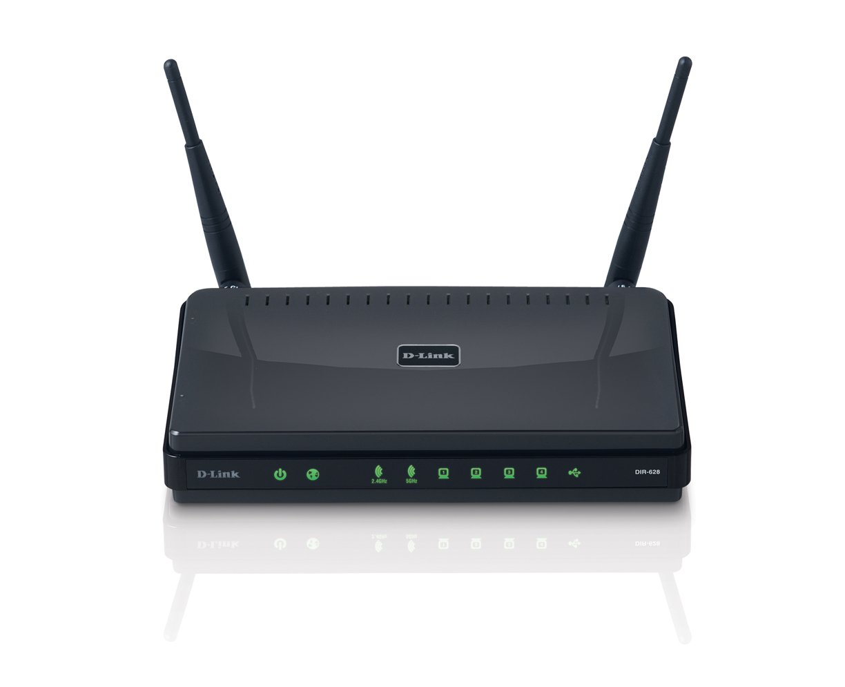 D-Link Dual Band Router